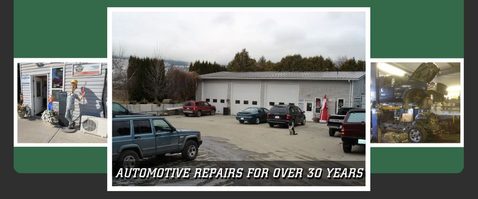 Automotive Repairs for Over 30 Years - garage